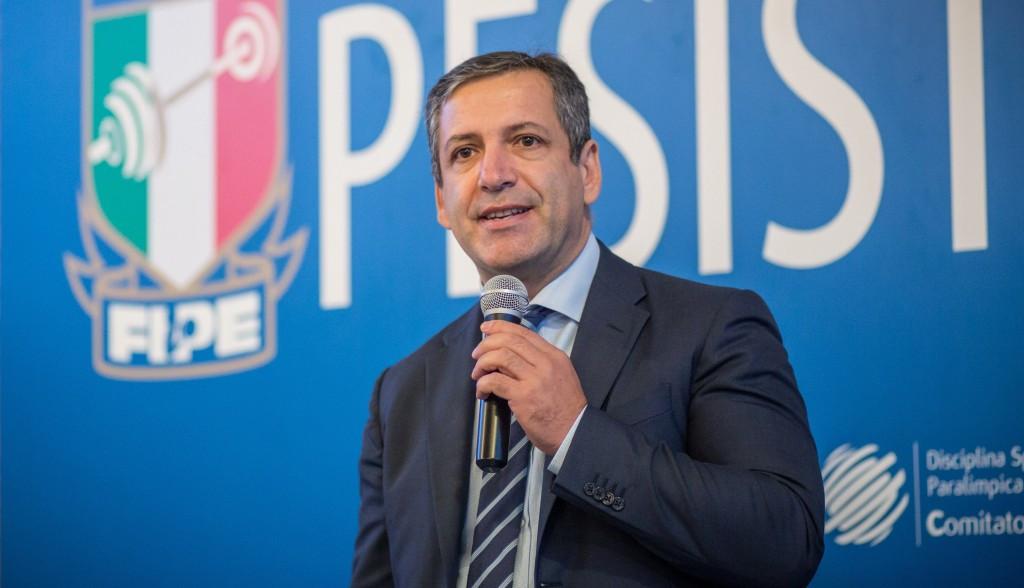 Antonio Urso says IWF interim President Ursula Papandrea is doing