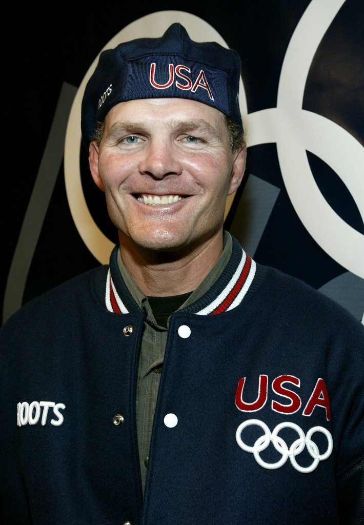 Jim Scherr was chief executive of the United States Olympic Committee between 2000 and 2009 ©Getty Images