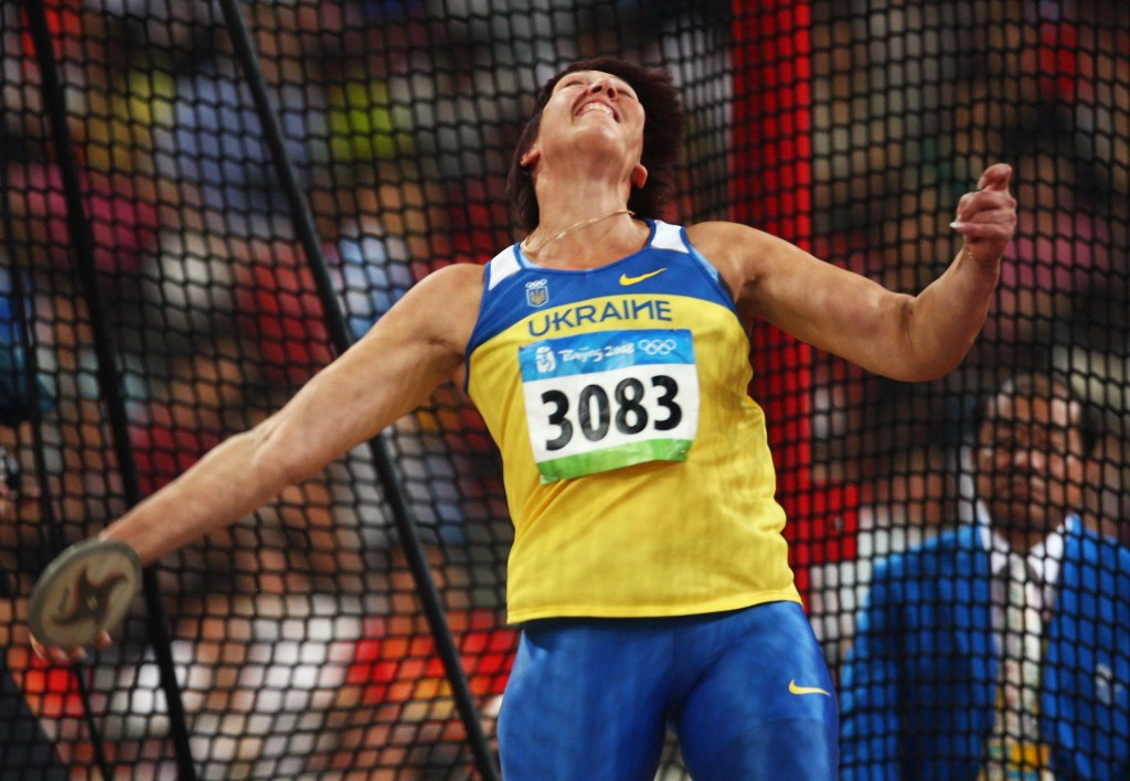 Ukrainian Athletic Federation claim Antonova upgraded to Beijing 2008 discus silver medal