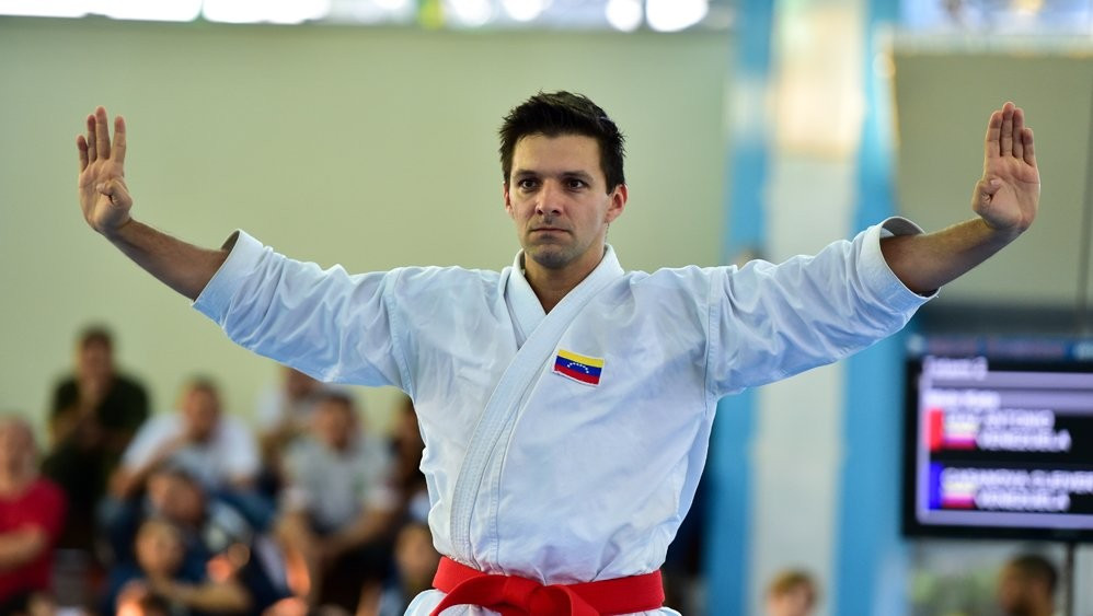 Diaz poised to continue kata domination at Pan American Karate Championships