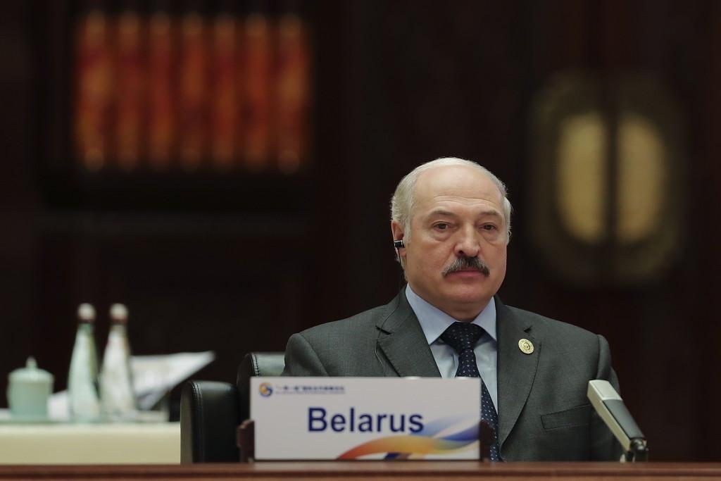 Belarus' President Lukashenko highly critical of national ice hockey team