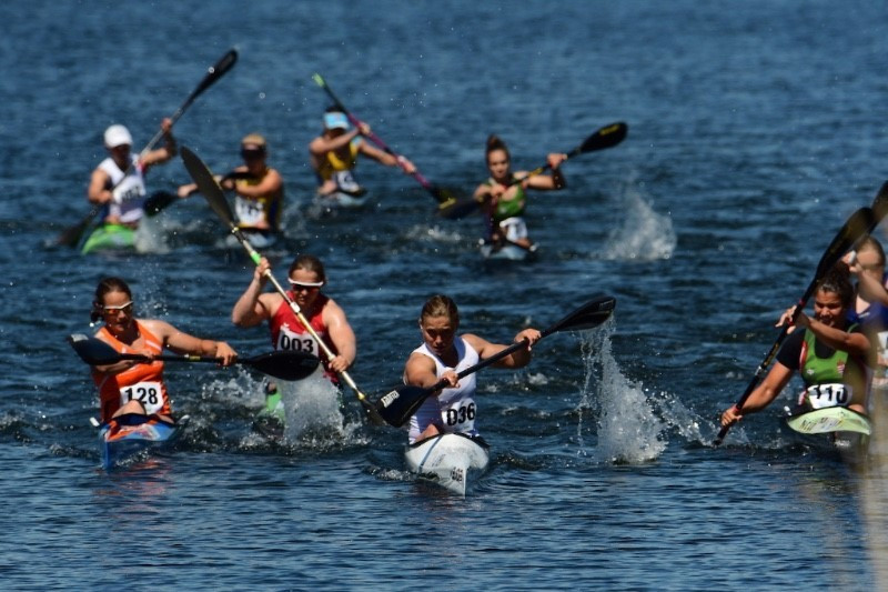 Hazewinkel in Belgium is hosting the ICF Canoe Marathon World Cup stage ©ICF