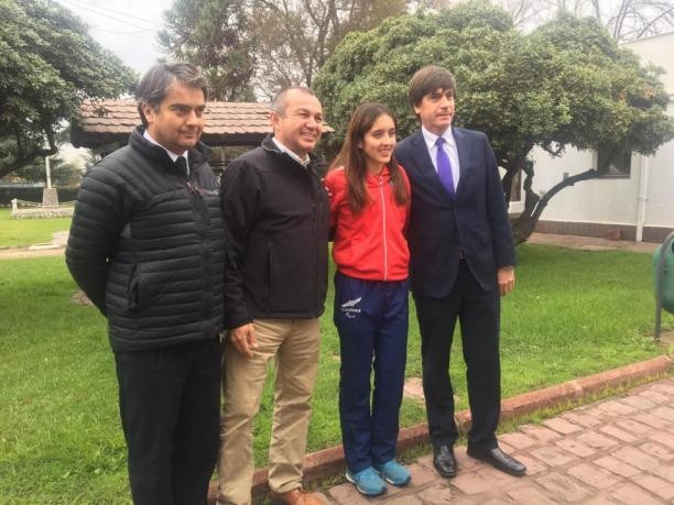 Chilean Ministry of Sports to invest in new facilities for country's Para-athletes