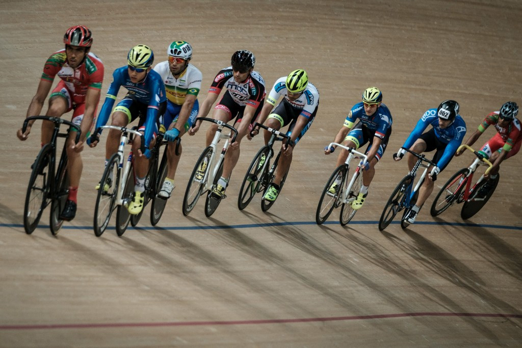 Olympic Velodrome reopens to host Rio Bike Fest