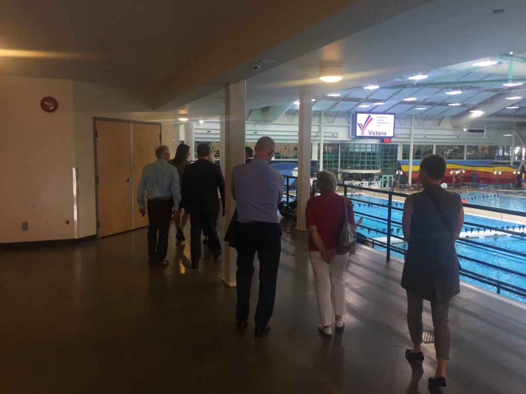 CGF delegation continue visits of 2022 Commonwealth Games candidates in Canada