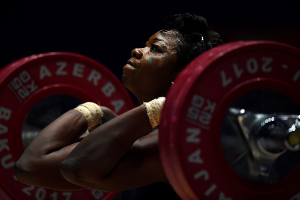 Women's weightlifting is now an integral part of the sport ©Getty Images