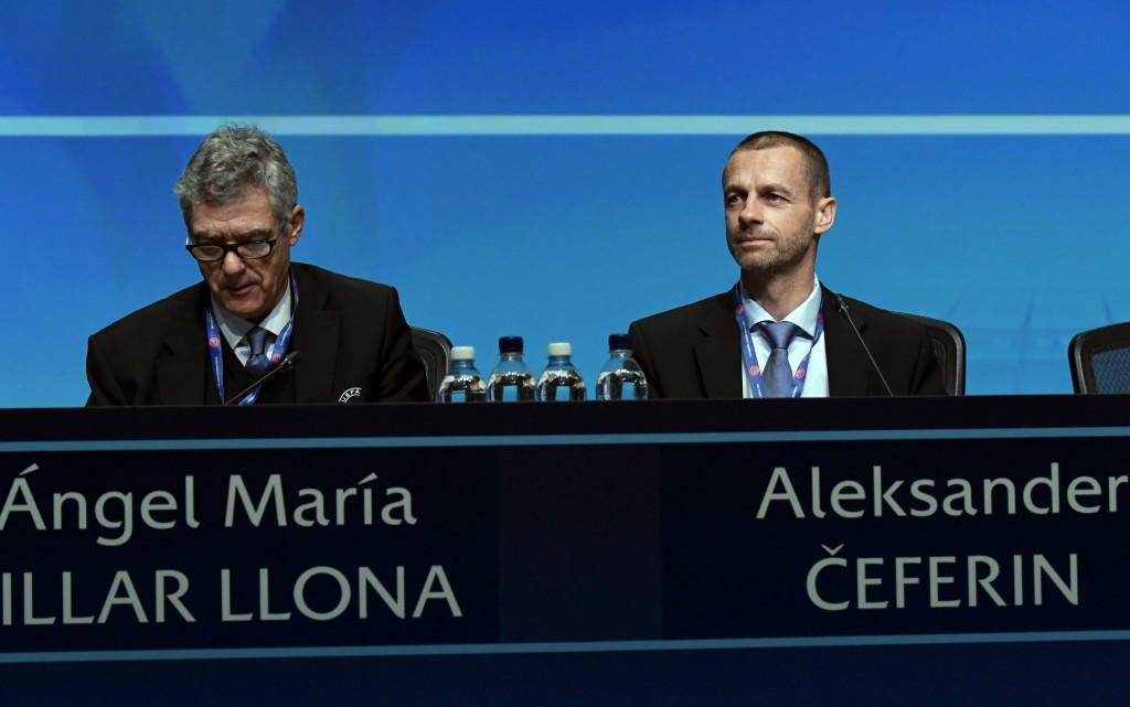 Villar re-elected President of Spanish Football Federation