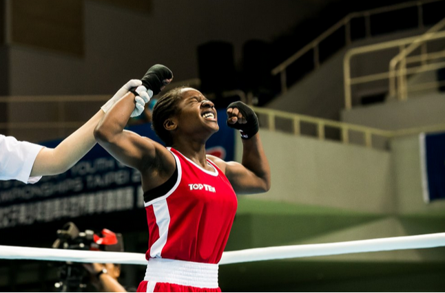 Papua New Guinea's six gold medals in men's boxing added to the two they won in women's yesterday