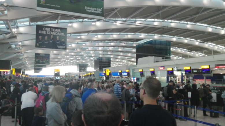 Table tennis players heading to World Championships caught up in British Airways chaos