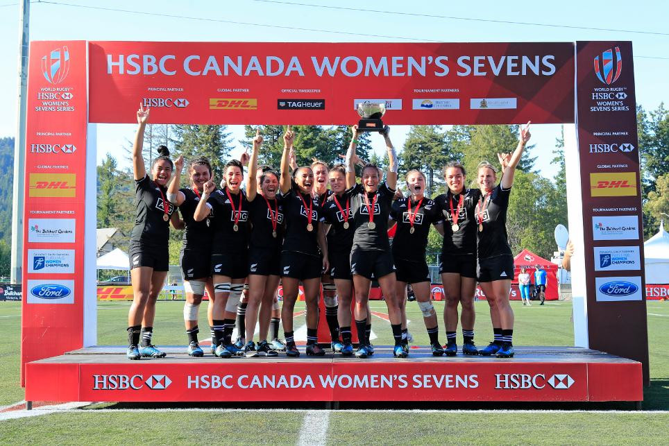 New Zealand beat hosts to lift Canada Sevens title
