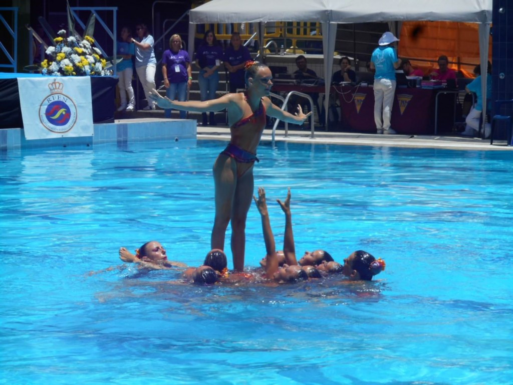Carbonell and Ramirez earn duet title as Synchronised Swimming World Series event concludes