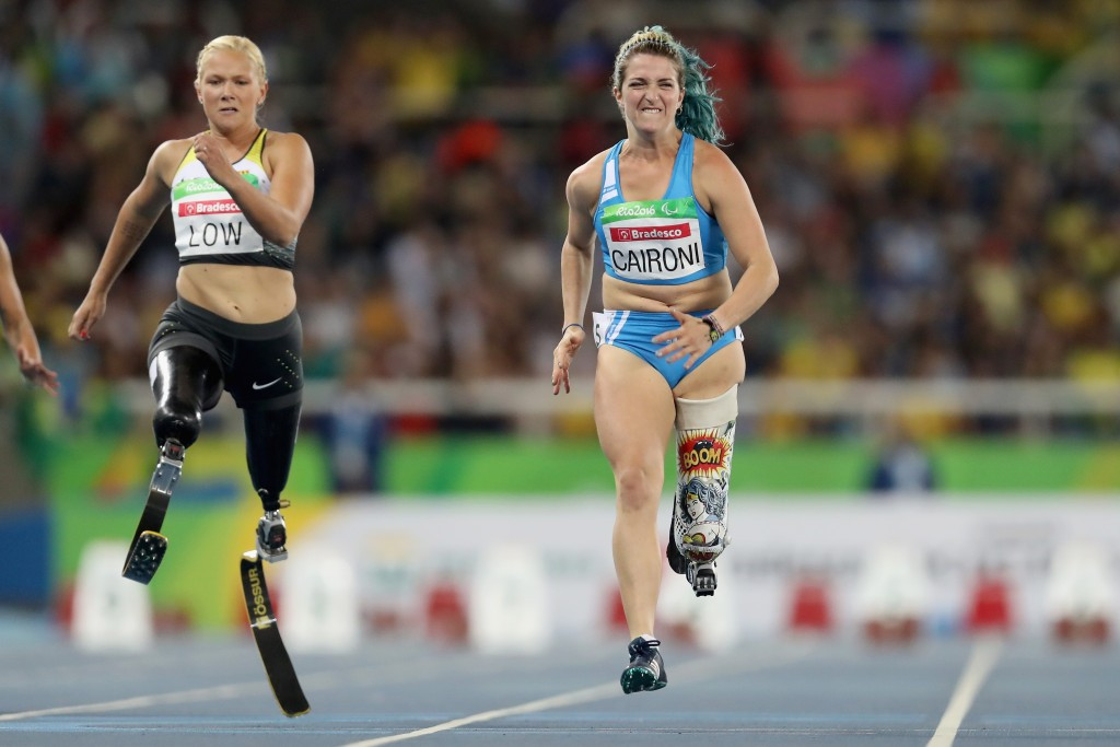 Caironi to test sprint speed at World Para Athletics Grand Prix in Paris
