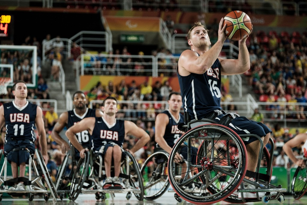 The United States beat Spain to win the Rio 2016 title ©Getty Images