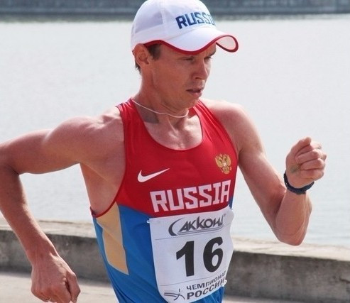 Pyotr Trofimov has been handed a four-year doping ban ©Russian Athletics Federation