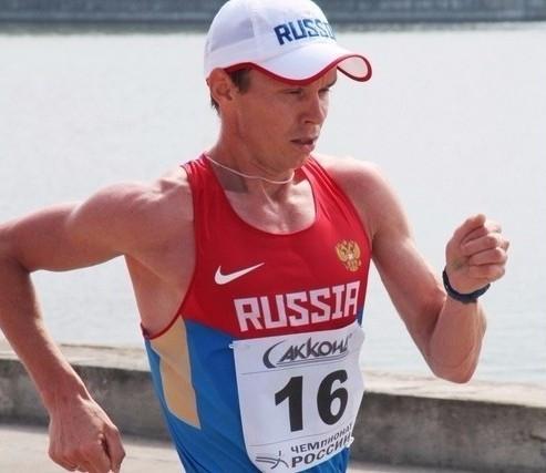 Russian race walker Trofimov handed four-year ban