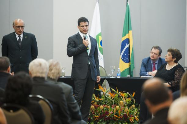 Mizael Conrado has been elected to replace Andrew Parsons as President of the Brazilian Paralympic Committee ©CPB
