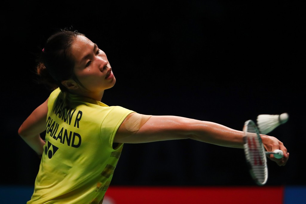 Intanon eyes home gold at BWF Thailand Open