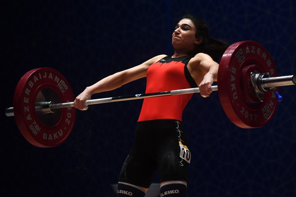 The appointment of Ursula Papandrea as IWF vice-president is another breakthrough for women's weightlifting ©Getty Images