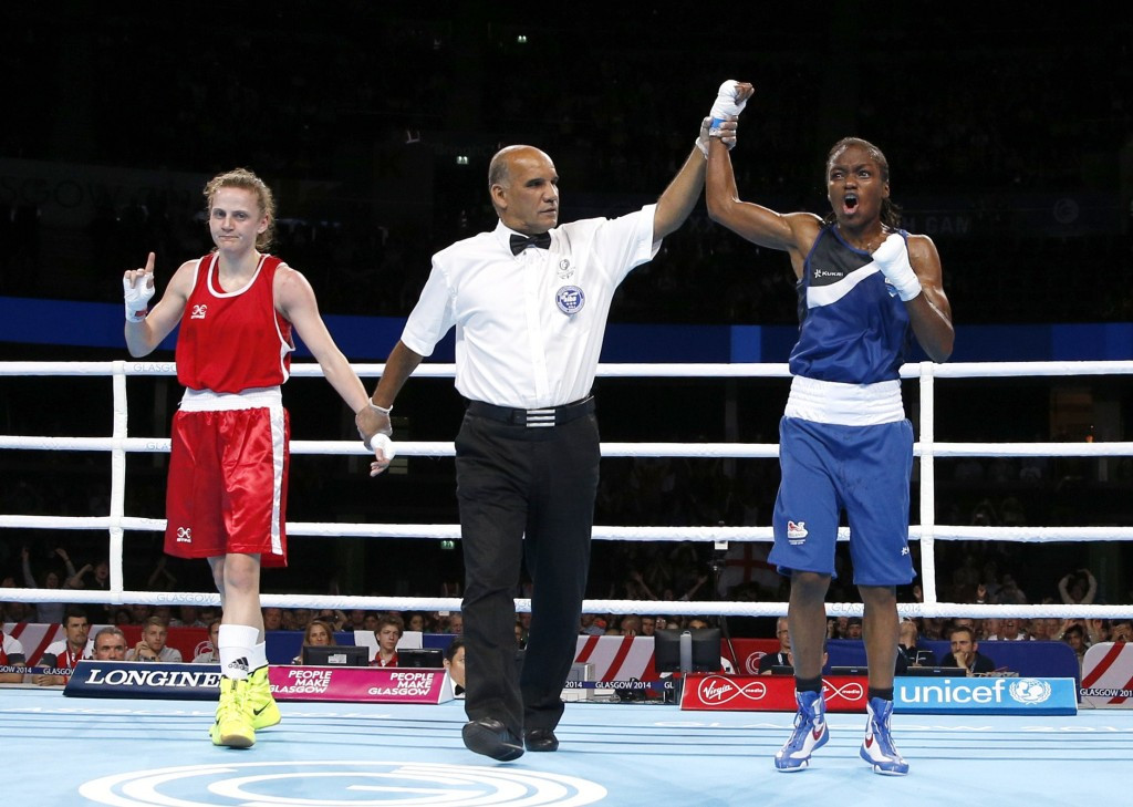 England Boxing will hope for success at the Gold Coast 2018 Commonwealth Games ©Getty Images