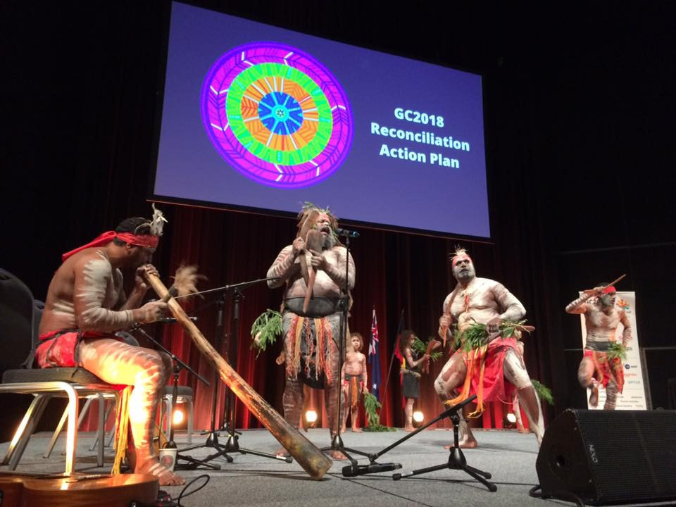 The Gold Coast 2018 Commonwealth Games Reconciliation Action Plan has been launched ©Embracing 2018/Facebook