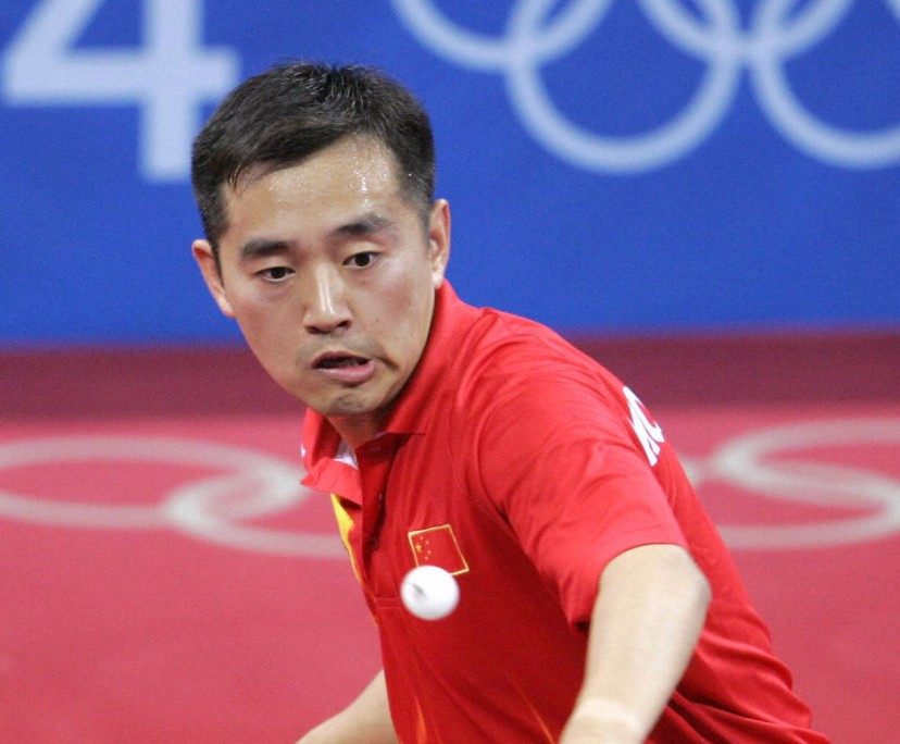 Chinese pingpong great suspended, sent home from worlds