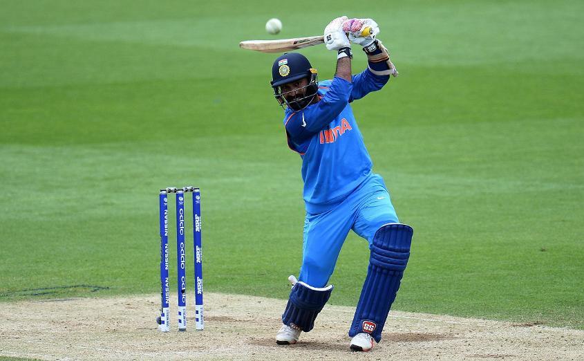 India thrash Bangladesh in ICC Champions Trophy warm-up