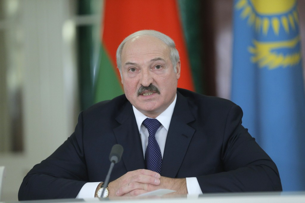 Alexander Lukashenko has been re-elected President of the National Olympic Committee of the Republic of Belarus ©Getty Images
