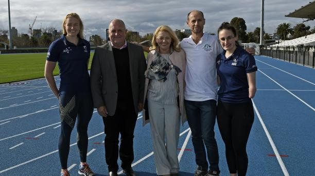 Australian Paralympic Committee sign agreement to boost performances at Gold Coast 2018
