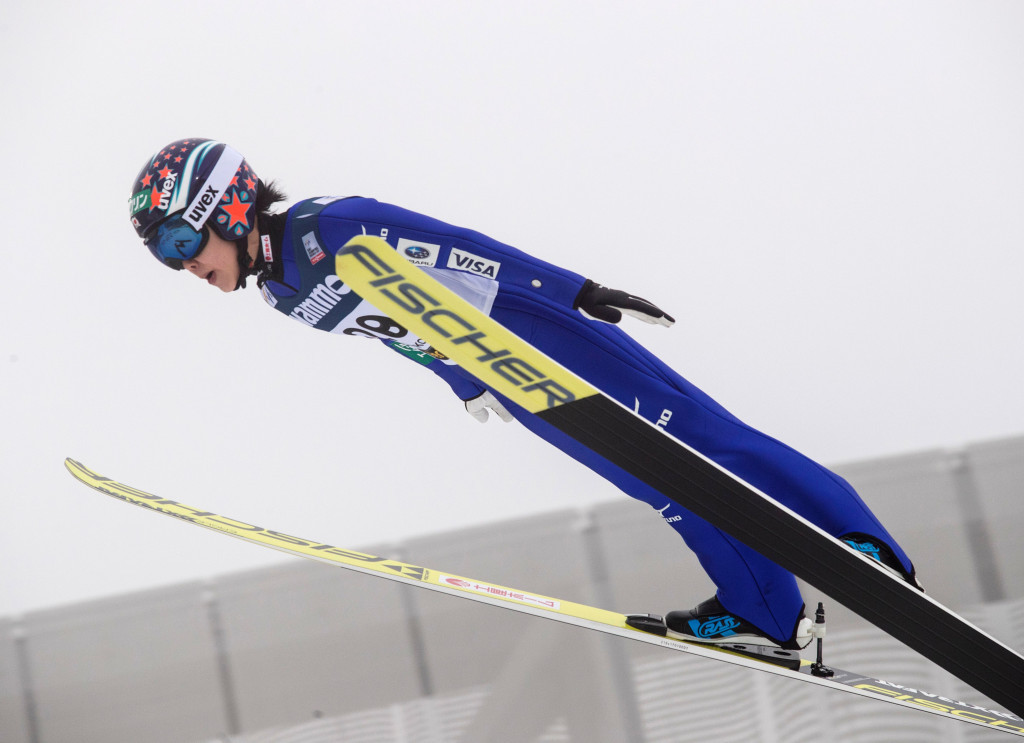Yoshida welcomes addition of women's ski jumping team event