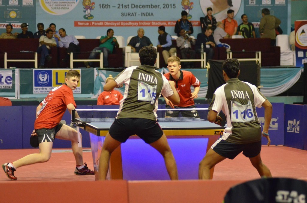 India is due to host the Commonwealth Table Tennis Championships in 2019 ©Table Tennis England
