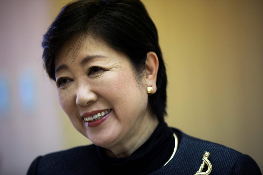Tokyo Governor Yuriko Koike described the broad agreement as