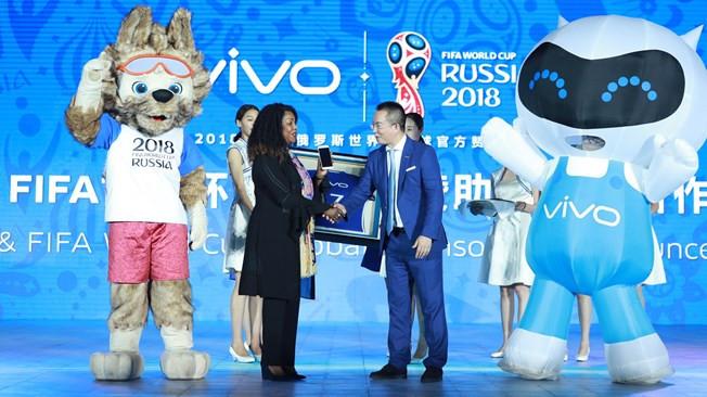 FIFA signs Vivo as sponsor