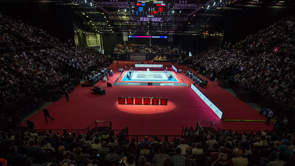 Karate accepted as Games of the Small States of Europe sport
