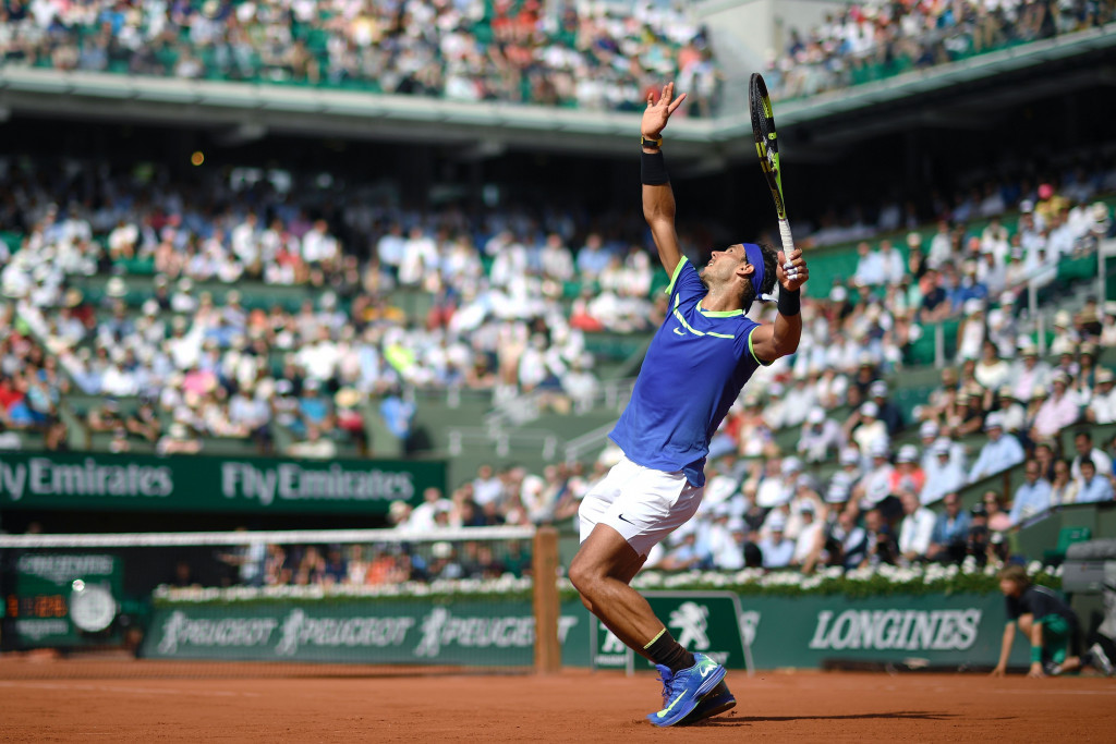 Nadal and Djokovic safely through as Kvitová beaten at French Open