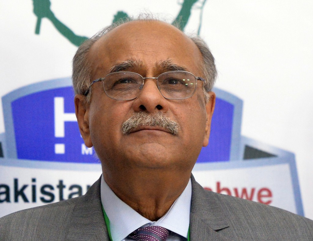 Sethi poised to become Pakistan Cricket Board chairman