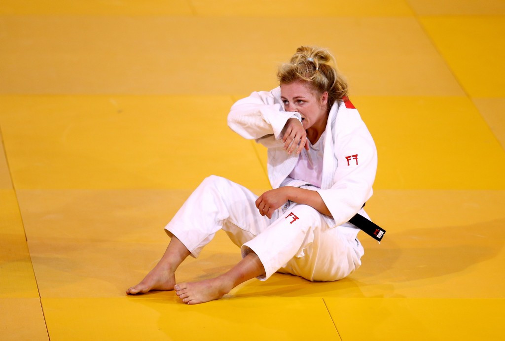 Inglis still hopeful of making competitive judo return