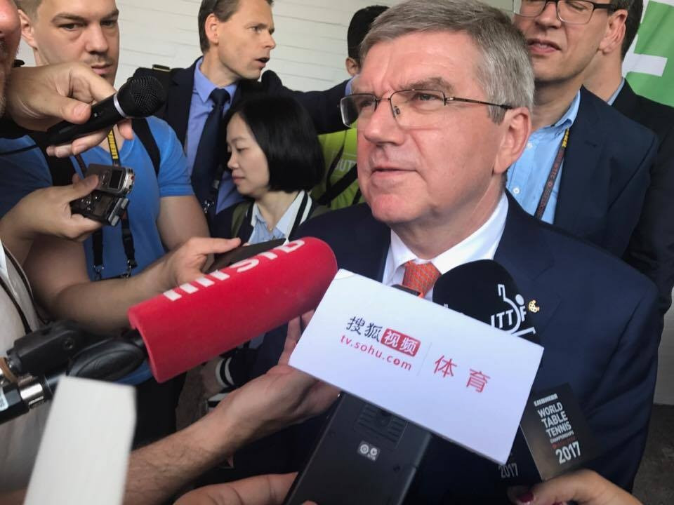 Bach claims IOC have not reached deal for Paris to host 2024 Olympics and Los Angeles 2028 as Garcetti sets out demands
