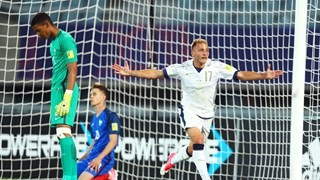 Italy beat France to reach quarter-finals of FIFA Under-20 World Cup