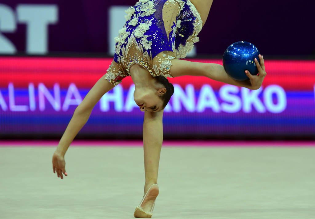Alina Harnasko of Belarus is among the leading names due to compete in Guadalajara ©Getty Images