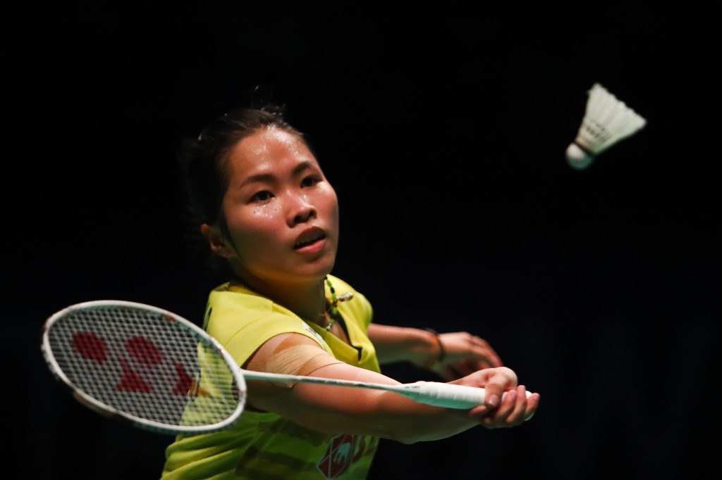 Intanon progresses as Zwiebler crashes out at BWF Thailand Open