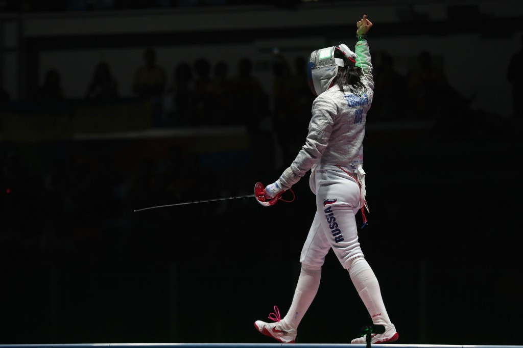 Olympic champions headline entries for season-ending FIE Sabre Grand Prix