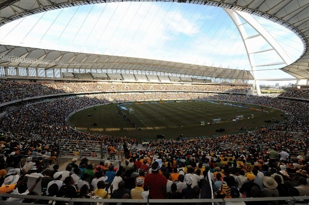 Moses Mabhida Stadium could be set to host rugby sevens, as well as the athletics and the Opening Ceremony ©Getty Images