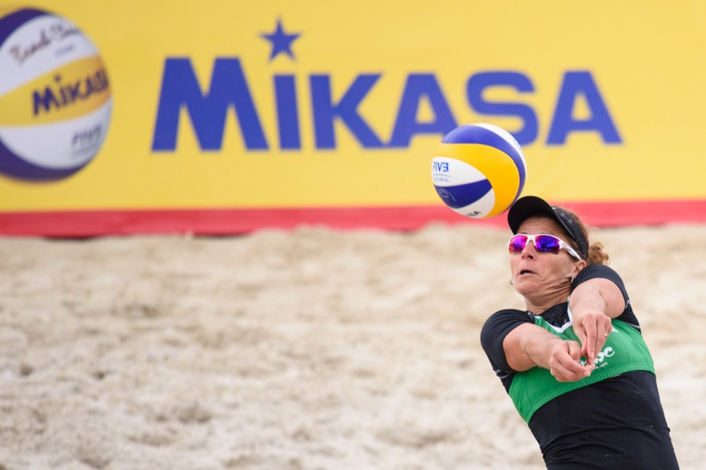 Top-seeded Brazilians in good form at FIVB Beach World Tour event in Moscow