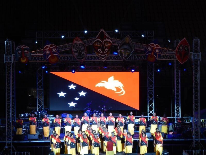 Papua New Guinea's sporting ambitions extend way beyond Port Moresby 2015