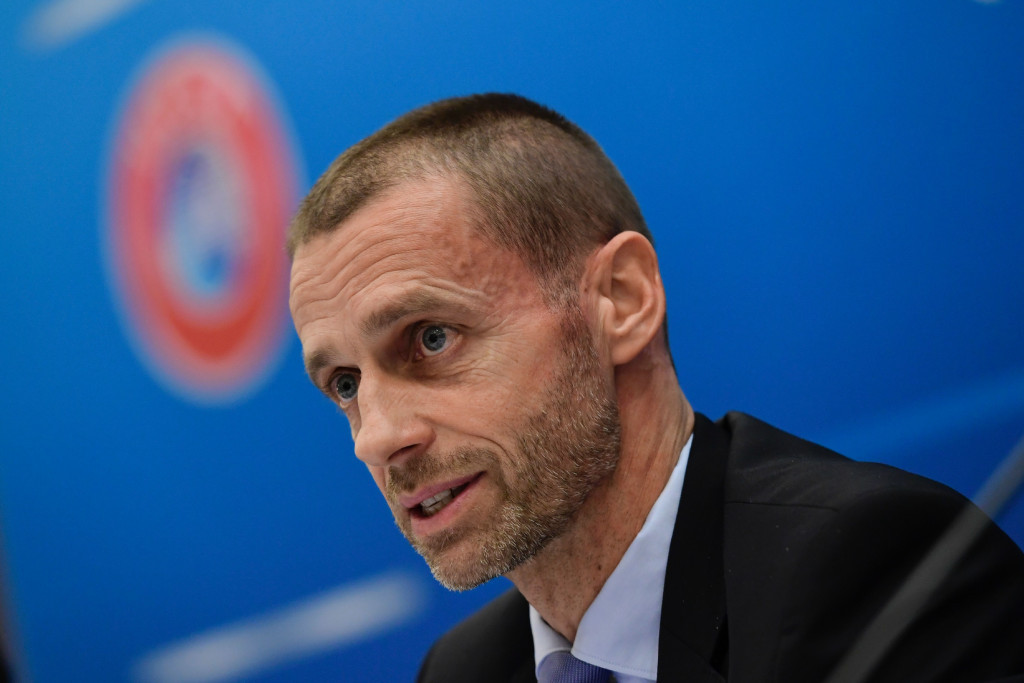 UEFA President wants Europe to host 2030 FIFA World Cup