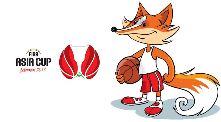 The event's official logo and mascot,