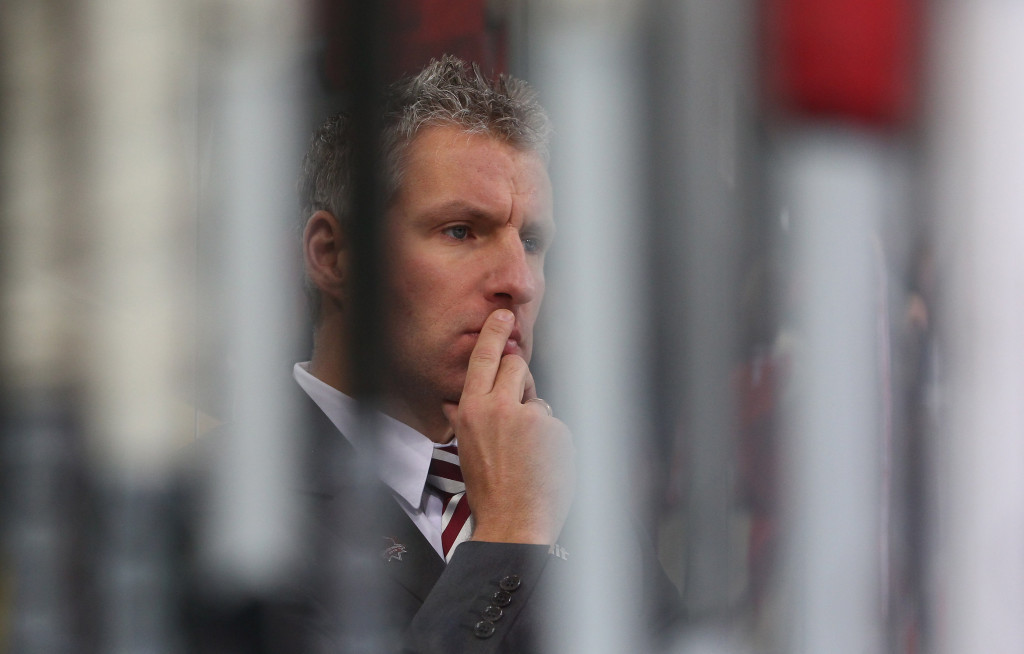 Kuenast extends contract as Germany under-20 ice hockey coach