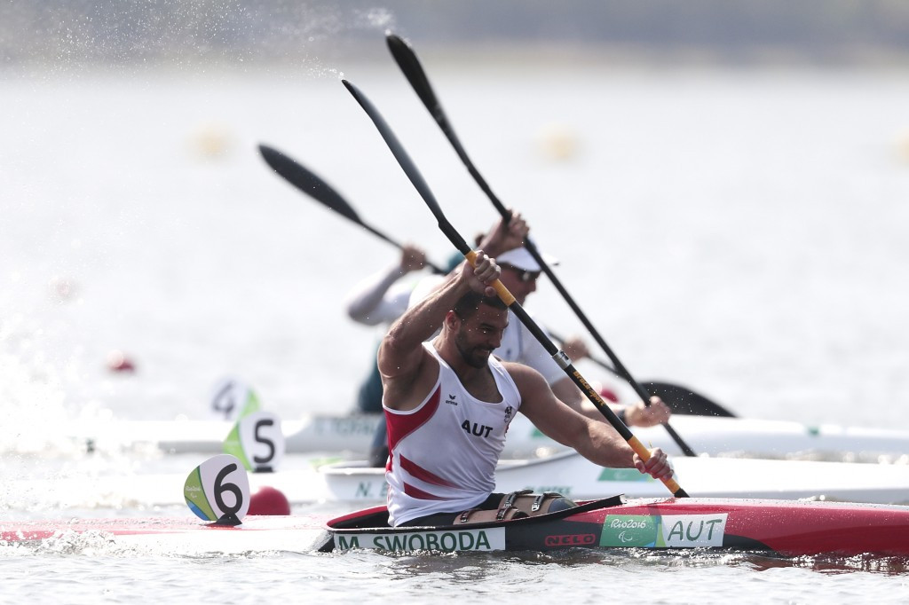 Swoboda and Arsenovic among Para Canoe World Cup winners