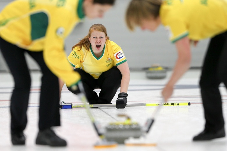 Australia to host 2017 Pacific-Asia Curling Championships
