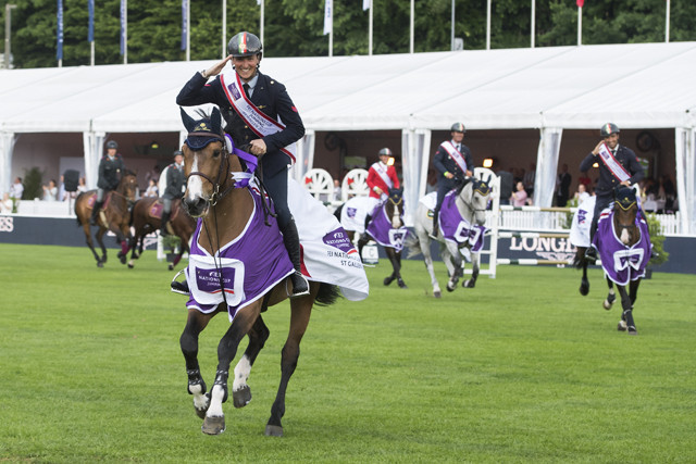 Italians claim second consecutive FEI Nations Cup stage win
